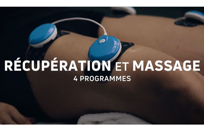 COMPEX FIT 5.0 - Electrostimulation Musculaire