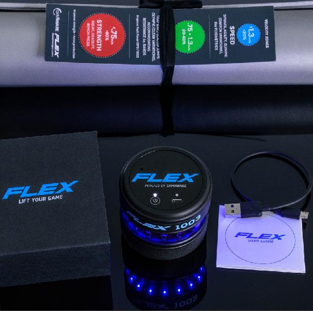 FLEX STRONGER - Capteur de puissance précis et fixable