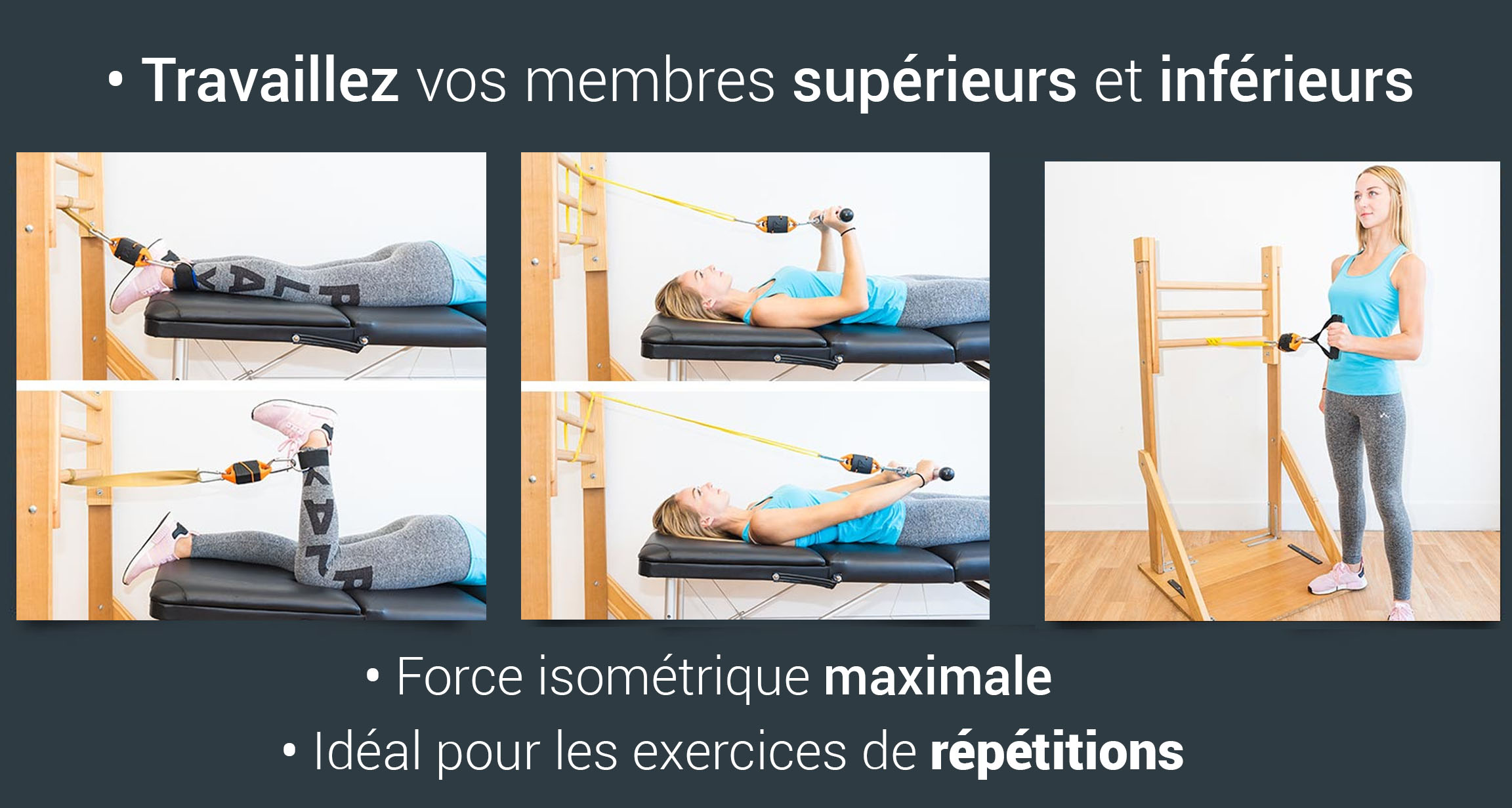 KFORCE GRIP - Dynamomètre de Préhension