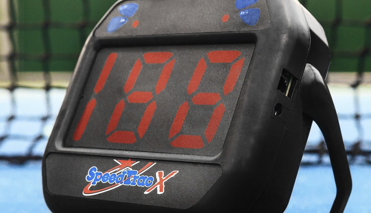RADAR SPORT SPEEDTRACX - Mesure de la vitesse