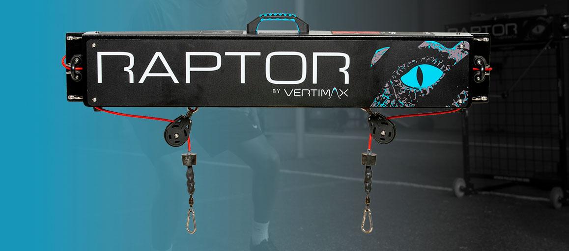 VERTIMAX® RAPTOR - Le Meilleur Équipement d'Entraînement Portable Sportif et Athlétique