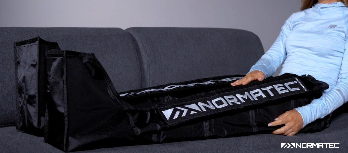 NORMATEC Pulse 2.0 pro : Pressotherapie - Leg Recovery